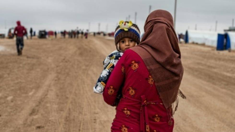 The Syrian army's offensive, backed by Russian air power, has triggered the biggest wave of displaced civilians in the nine-year conflict. — Courtesy photo