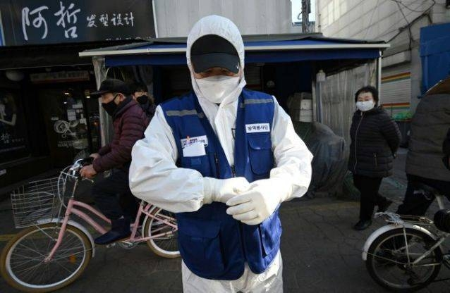 South Korea has been hit hard by the economic fallout from the coronavirus outbreak in neighboring China. — AFP