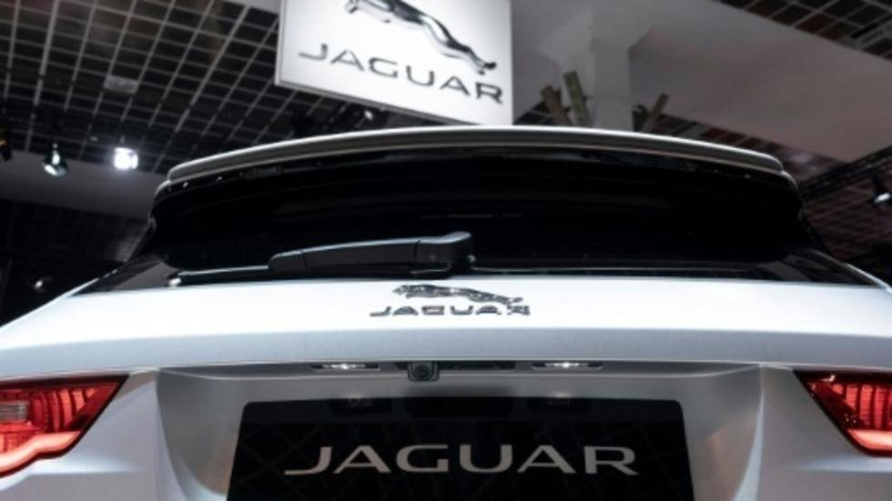 Jaguar normally transports car parts by sea, which takes longer but it is cheaper than by air. — AFP