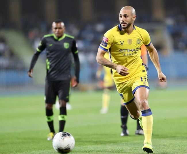 Nordin Amrabat of Al Nasr hopes to win the coveted Saudi Professional League (SPL) title again.