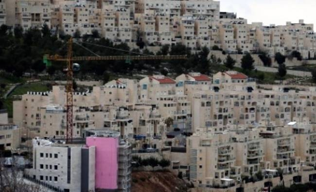 This file photo taken Jan. 26, 2017 shows a view of the Israeli settlement of Har Homa in Israeli-annexed east Jerusalem where 2,200 more units are to be built according to Prime Minister Benjamin Netanyahu. — AFP