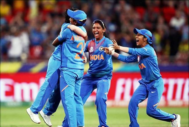 Leg-spinner Poonam Yadav bowled India to an upset 17-run win over defending champions Australia in the opening game of the women's Twenty20 World Cup in Sydney on Friday.