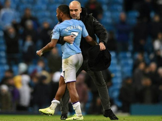 Manchester City manager Pep Guardiola said he had no problem with Raheem Sterling expressing his admiration for Real Madrid after the England winger's comments sparked talk of a move to the Spanish club.