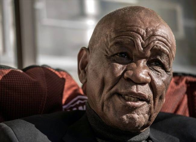 Prime Minister Thomas Thabane was scheduled to be charged with murdering his wife. — AFP
