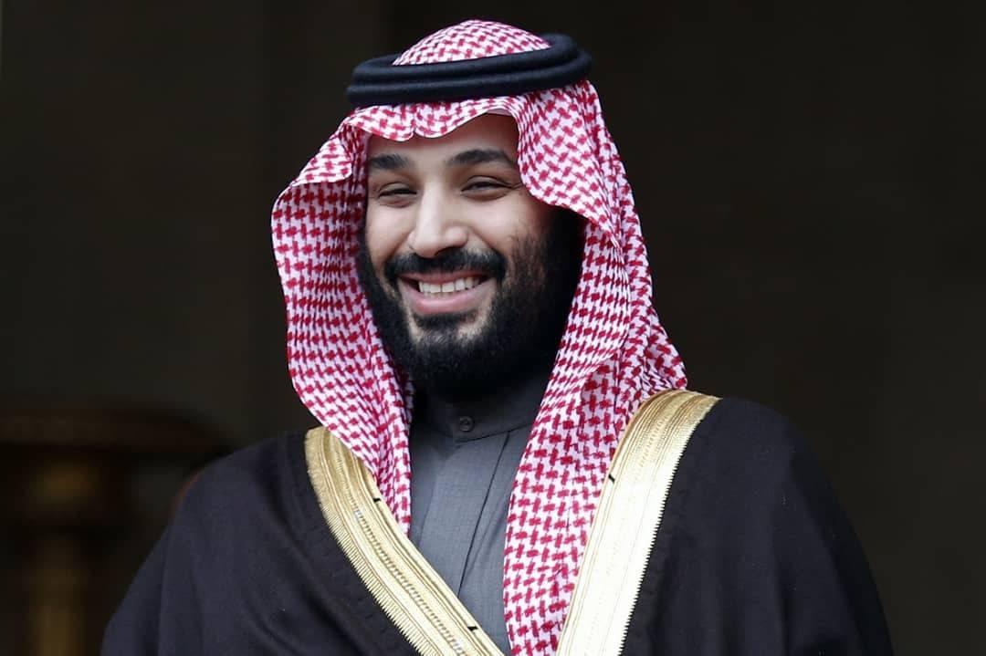 Crown Prince Muhammad Bin Salman.