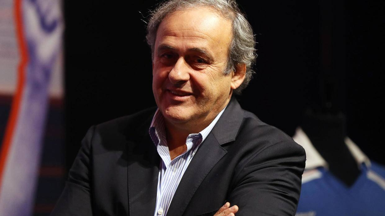 Michel Platini revealed he is considering a return to football as the former UEFA president bids to restore his tarnished reputation following his ban from the game. — AFP