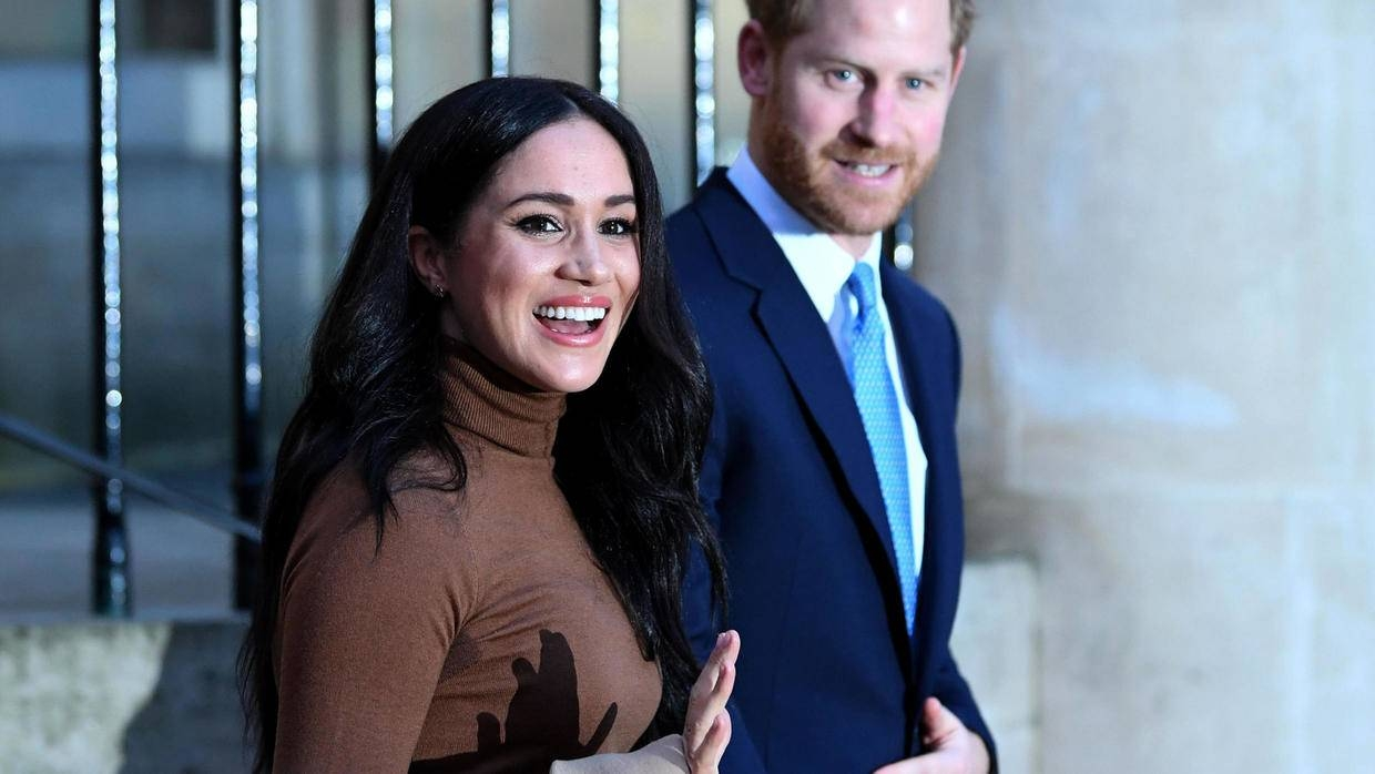 The couple will formally step down as senior royals from March 31 and will no longer carry out duties on behalf of Queen Elizabeth II after that date. — AFP