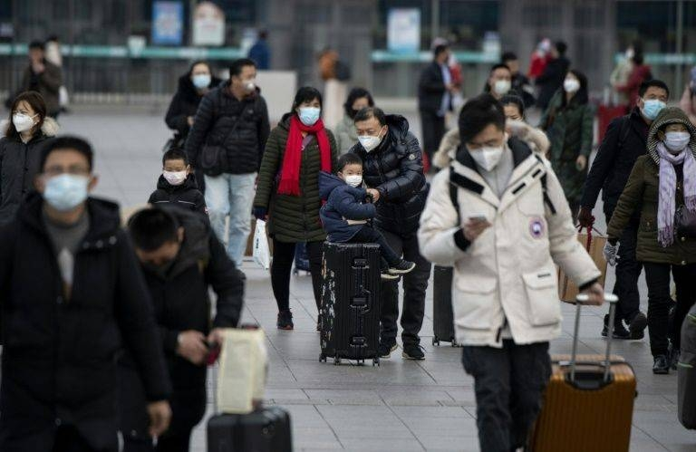 Fears over the coronavirus have prompted several countries to ban entry to foreigners who have recently been in China, upending the travel plans of thousands of Chinese. — AFP