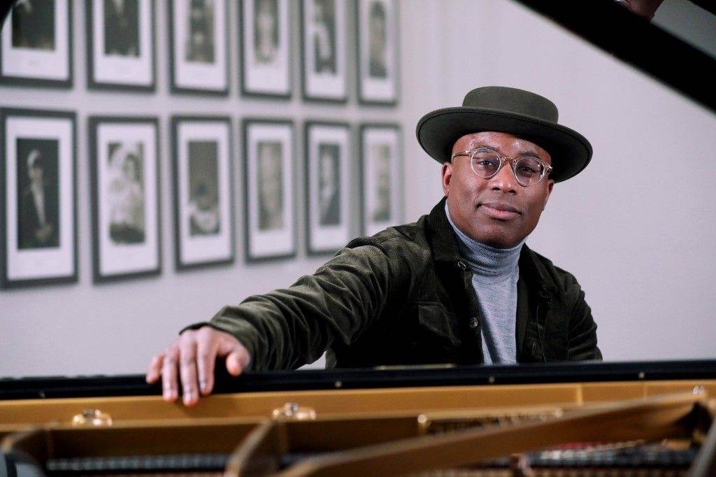 British composer and pianist Alexis Ffrench is on a mission