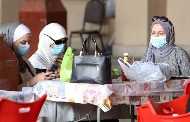 Kuwait is among the Gulf states hit by the new coronavirus. — AFP