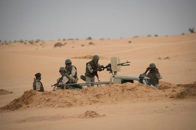 G5 Sahel is a 5,000 member joint force already on the ground in the region. — AFP