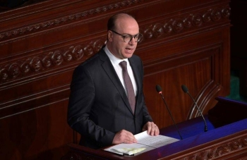 Elyes Fakhfakh was named prime minister-designate by Tunisia's president Kais Saied at the end of January and tasked with forming a government within a month.  — AFP