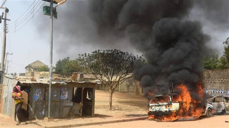 Kaduna police spokesman Mohammed Jalige said authorities were investigating the attacks. — Courtesy photo