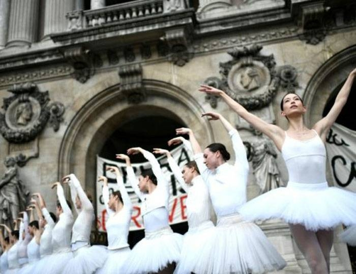Paris Opera, which has lost 16.4 million euros in ticket sales alone because of the strike, said it will decide Wednesday the fate of the rest of its program, including its flagship production of Wagner's
