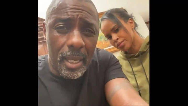 Idris Elba took the test after finding out that he had been exposed to someone who had contracted the disease. -- Courtesy photo