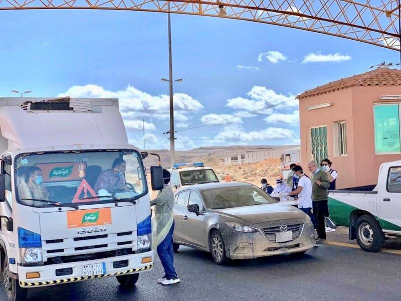 Sharp increase in corona cases in Saudi Arabia; total now 511