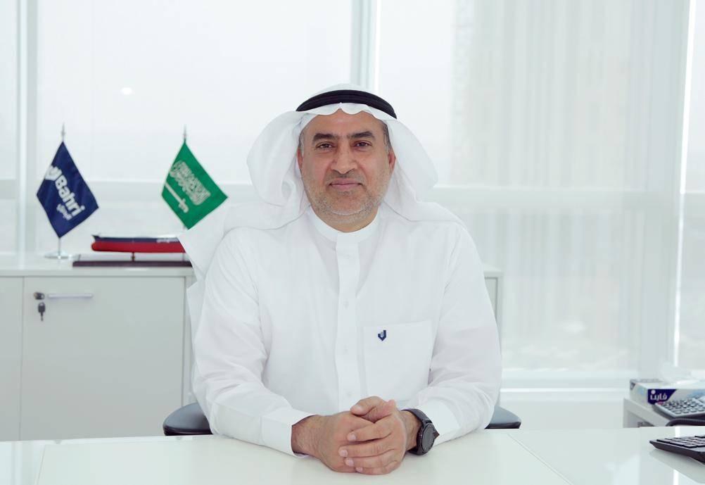 BaAbdullah Aldubaikhi, CEO of Bahri