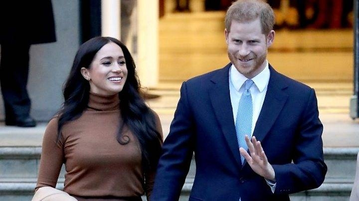 Prince Harryand hiswife Meghan are seen in this file picture. — Courtesy photo