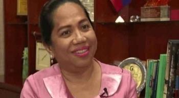Philippine Ambassador to Lebanon Bernardita Catalla