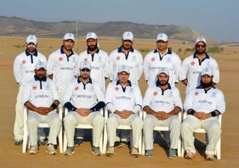 Kashmir Stags Team