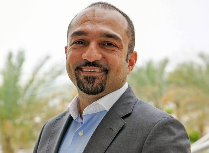 Ashraf Sheet, regional director, Middle East & Africa at Infoblox