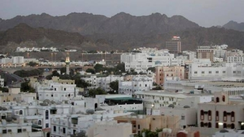 A general view of Muscat, Oman. -- File photo