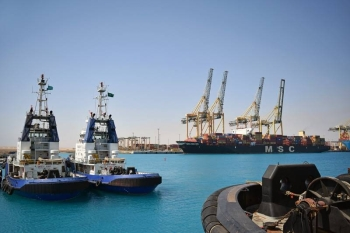 King Abdullah Port reassures its users of complete readiness to receive containers, bulk and general cargo. All terminal operations and marine services are optimized to serve all types of cargo and particularly food, drugs, and medical devices.
