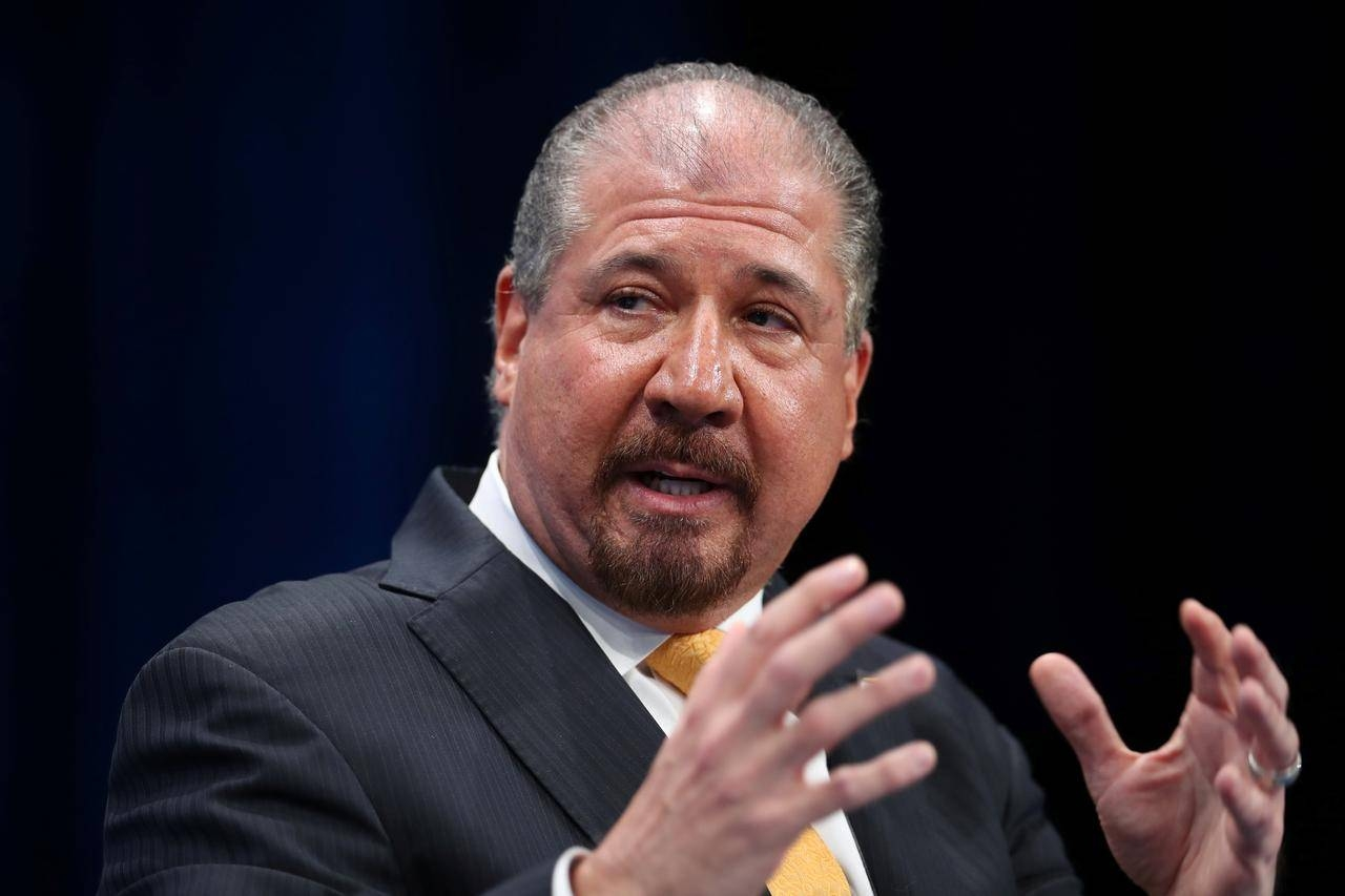 Mark Weinberger joins Aramco board of directors