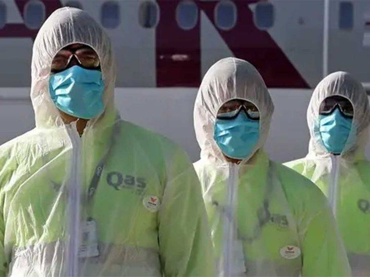 The health officials at Ministry of Public Health said most of the newly detected cases are of citizens and residents who recently returned from their travel abroad while some of the cases are of local transmission among migrant workers. — Courtesy photo