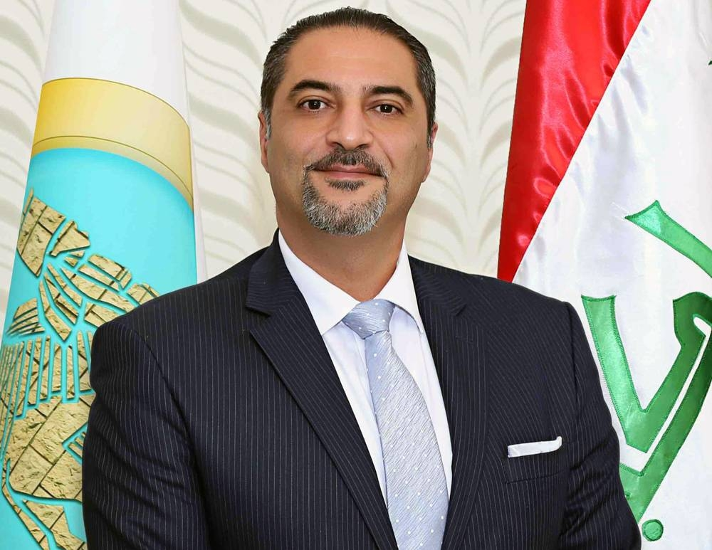 Faisal Al Haimus, chairman & president of Trade Bank of Iraq.