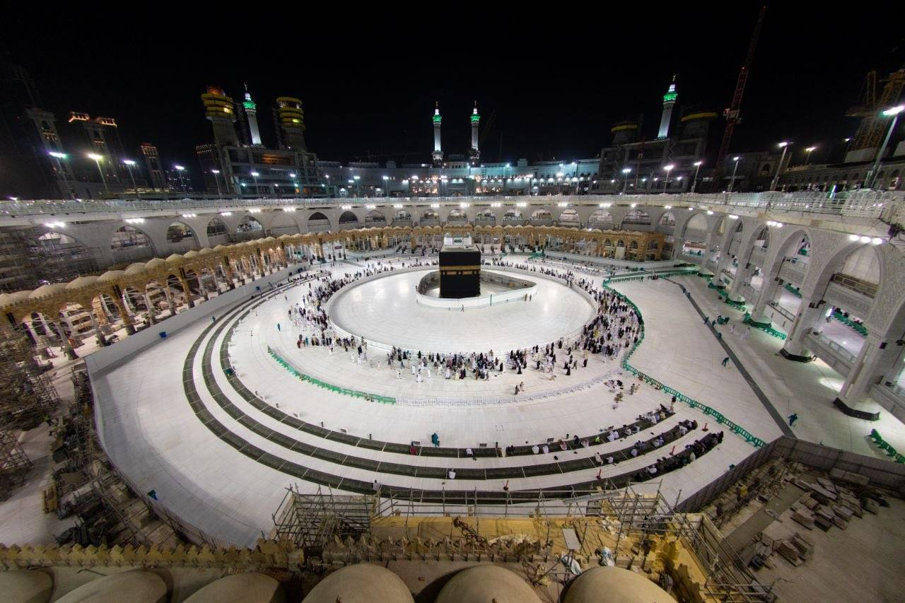 Itikaf suspended at Two Holy Mosques