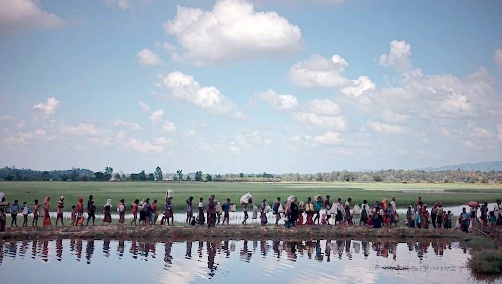 File photo of refugees. The UNHCR said that they are  among those around the world preparing to observe the holy month of Ramadan, under the exceptional circumstances of the COVID-19 crisis.