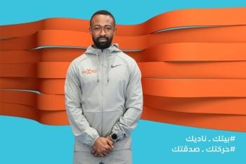 Sports coach and interval training expert Abdullah Abdulbasit Abba Fallatah.