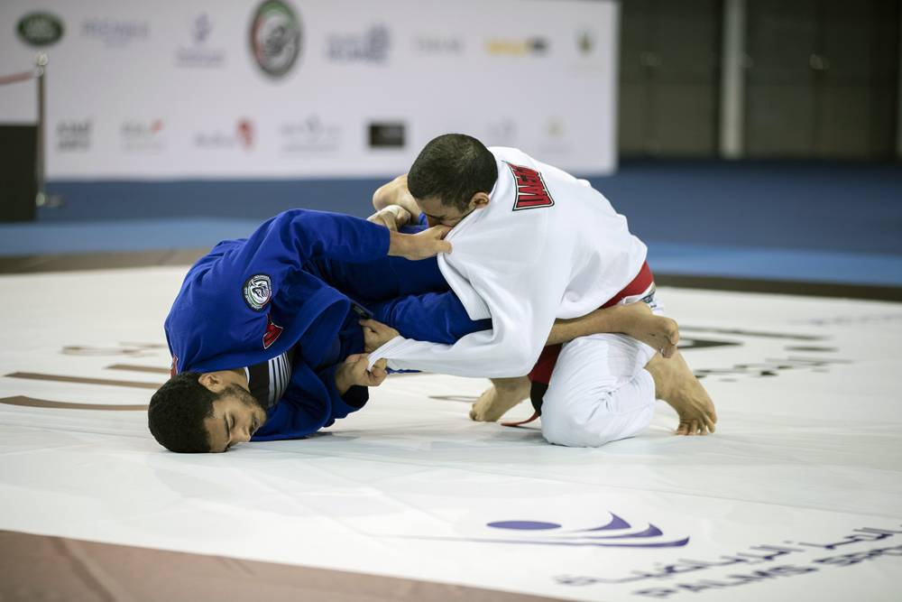 A spirited performance from Mohammed Al Qubaisi's team 'Al Abyad' saw them crowned winners of the Jiu-Jitsu Champions Challenge