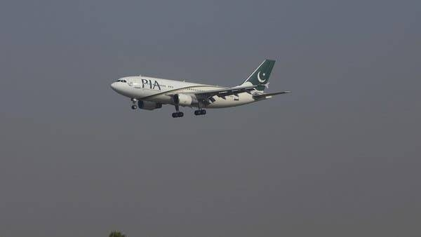 ​​​​​​​A Pakistan International Airlines (PIA) passenger plane arrives at the Benazir International airport in Islamabad, Pakistan, in this file picture. — Courtesy photo