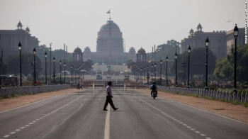 India has zeroed it on these 13 cities as they have 70 percent of all the positive COVID-19 cases in the country, the government's Cabinet Secretariat said in a press release after the meeting. — Courtesy photo