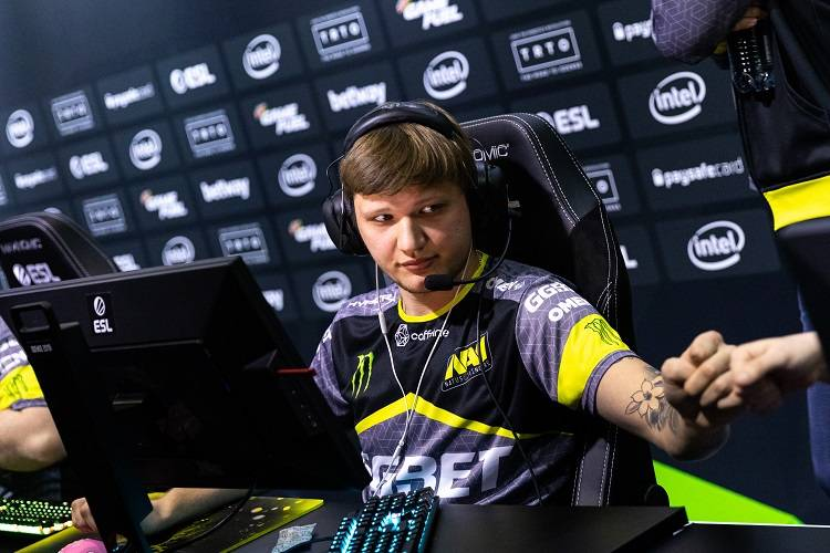 Ukraine's Team Navi are Gamers Without Borders' counter-strike champions