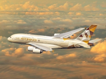 Etihad recently launched links from Melbourne and Sydney to London Heathrow, allowing direct transfer connections to and from the UK capital via Abu Dhabi. — WAM photo
