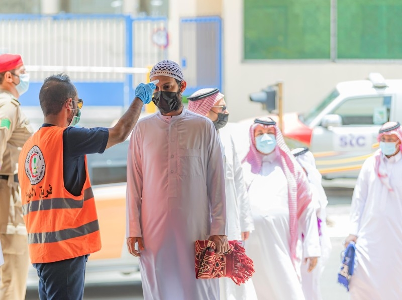 Saudi Arabia sees spike in coronavirus cases with 2,591 new infections; 31 more die