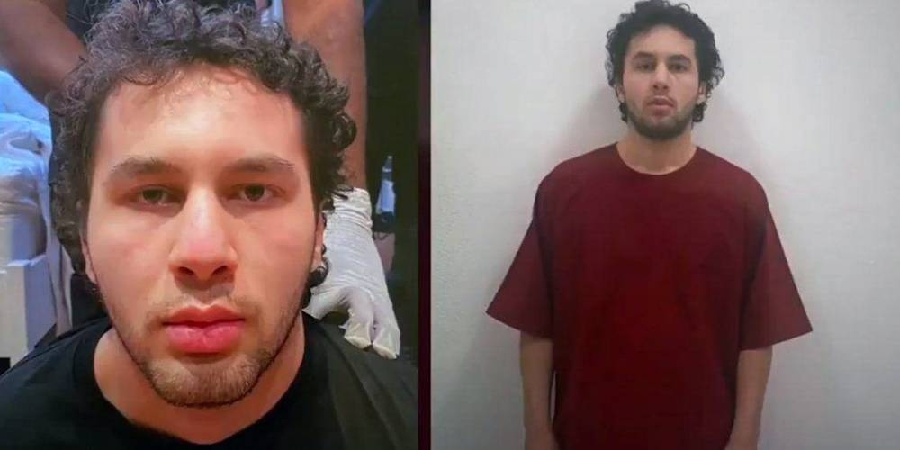 Dubai's security officials arrested Amir Faten Mekky, a Danish national, on the evening of Wednesday.
