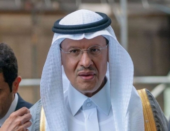 Saudi Arabia's Energy Minister Prince Abdulaziz Bin Salman.