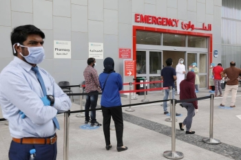 The United Arab Emirates on Friday announced 624 new coronavirus cases, bringing the total number of coronavirus infections in the country to 37,642. — Courtesy photo