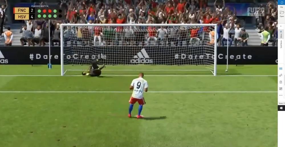 Penalty Shootout Damie v Umut Grand Final