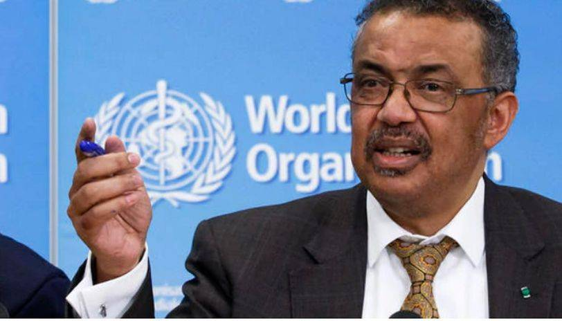 Director-General of the World Health Organization (WHO) Dr. Tedros Adhanom Ghebreyesus welcomed Saudi Arabia's decision to allow a very limited number of pilgrims of different nationalities who are currently inside the Kingdom to perform this year's Hajj. — Courtesy photo