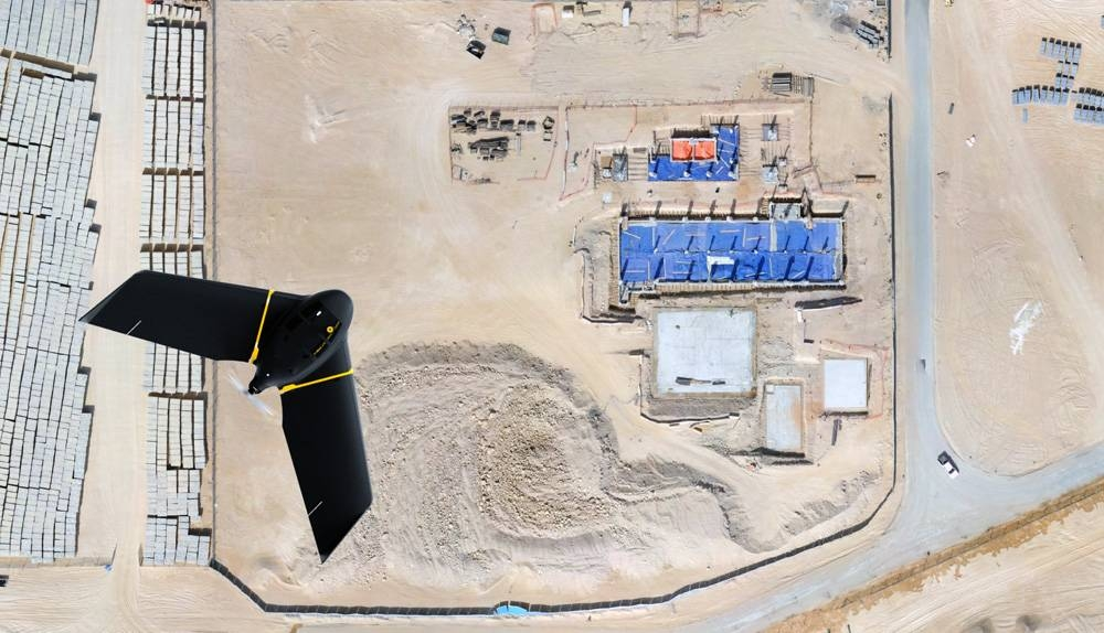 Saudi Arabia's construction sector will see faster recovery with the utilization of drones under the 'new normal' set-up.