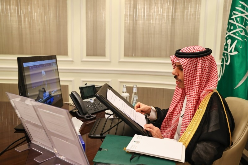 Political solution only solution to Syrian crisis: Saudi Arabia