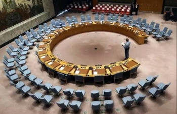File Photo of UN Security Council.