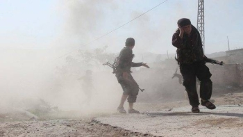 Syria's war has killed more than 380,000 people since it started in 2011 with the repression of anti-government protests, before evolving into a complex conflict involving world powers and extremists. — File photo