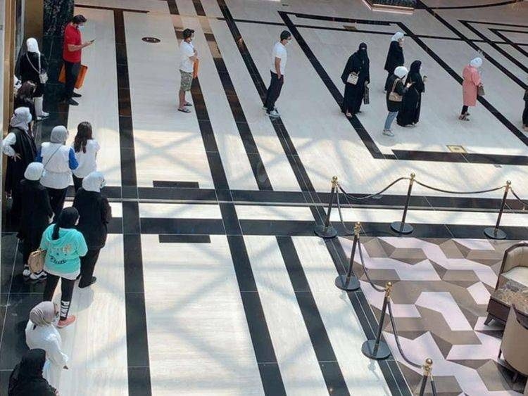 Kuwait has adopted strict measures such as limiting crowds inside shops and maintaining social distancing to ensure the safety of residents and nationals. — Courtesy photo