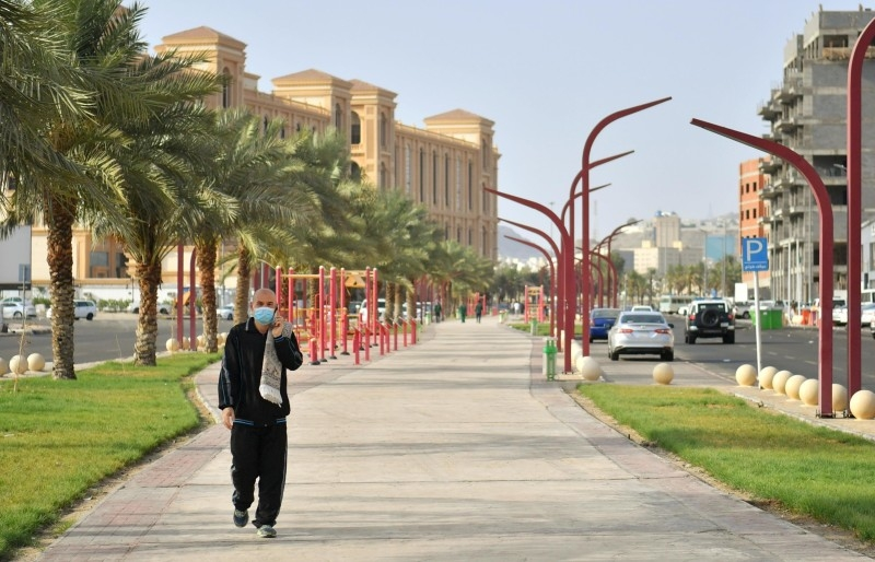 Saudi corona death toll crosses 2,000-mark